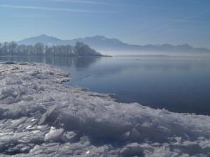 Winterzauber am Chiemsee
